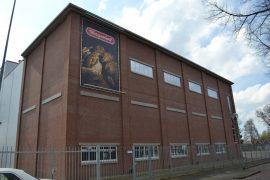Metselwerk Fabriekshal Bakkerij Borgesius